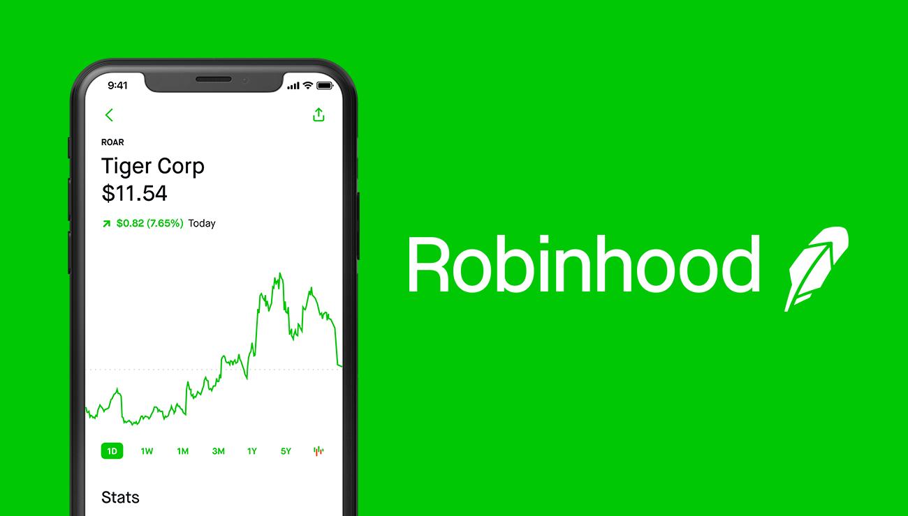 Robinhood   Cryptofalka
