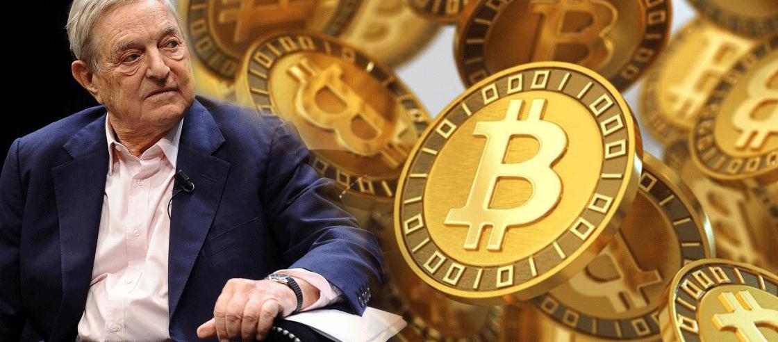 Soros Bitcoinba fektet