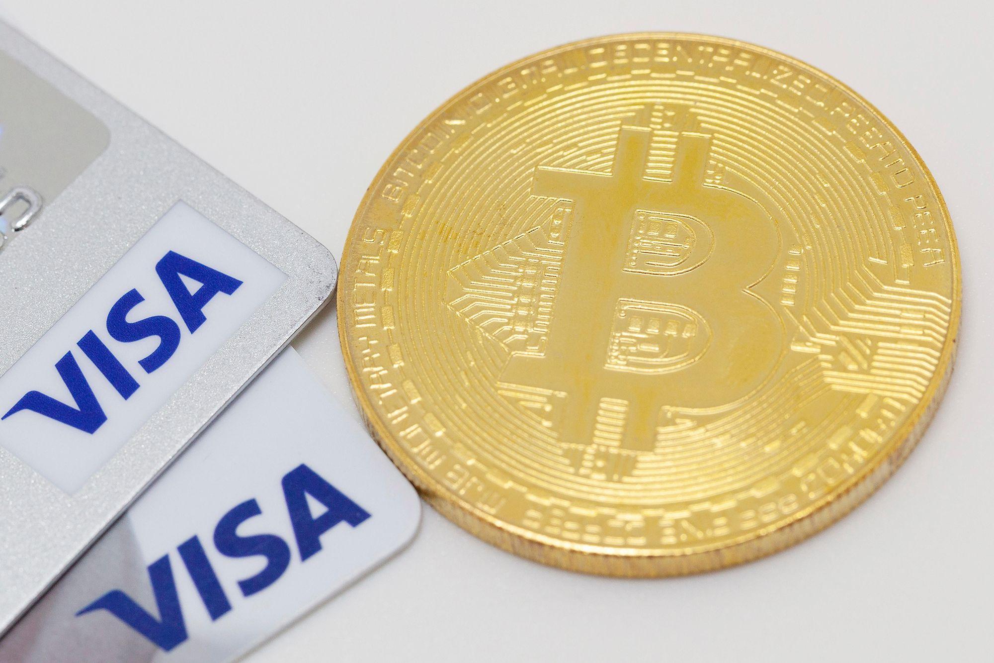 Visa kripto I Cryptofalka