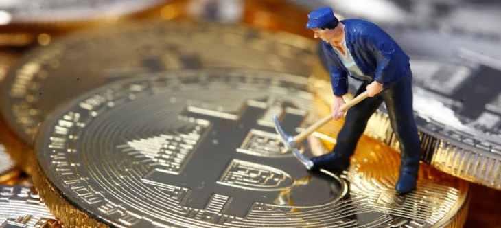 Bitcoin bányászat | Cryptofalka