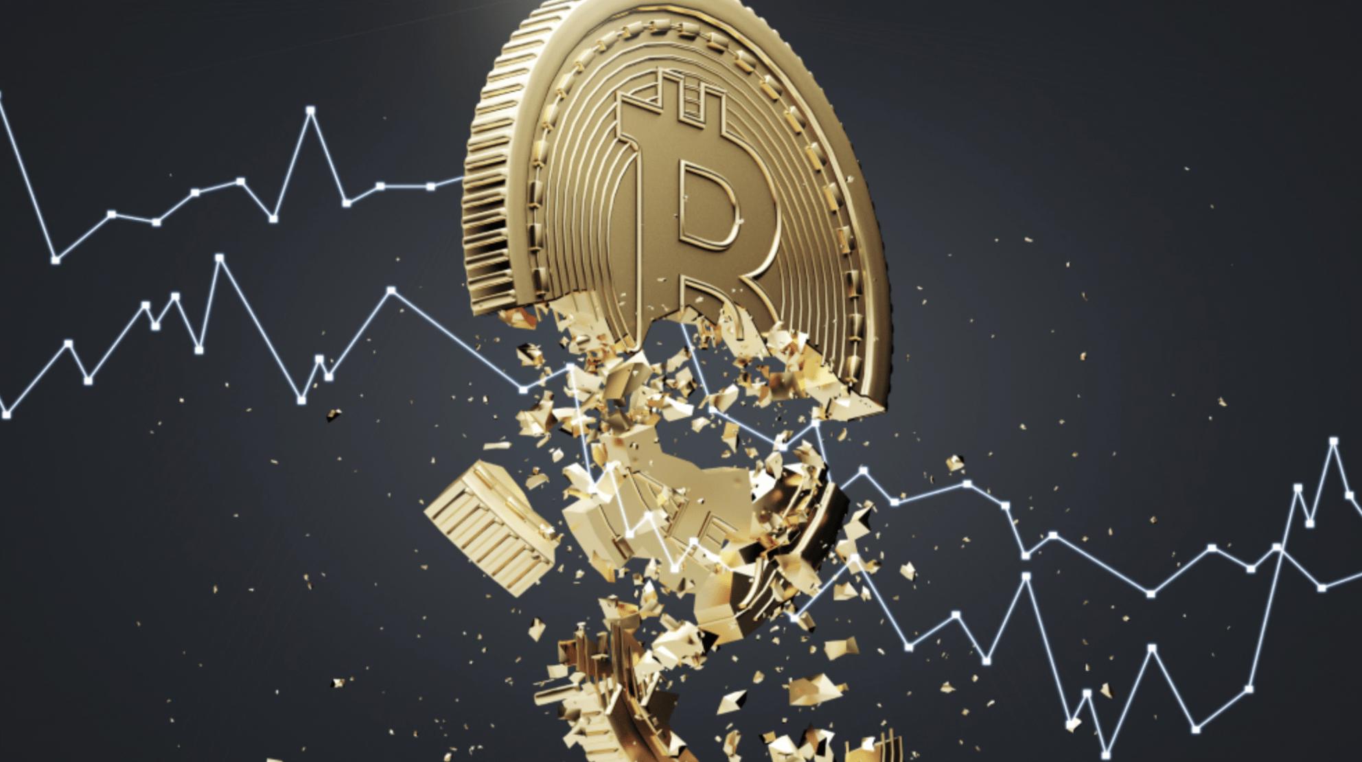 Bitcoin crash I Cryptofalka