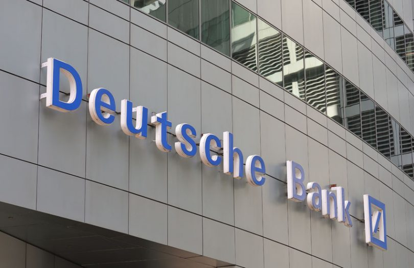 Deutche Bank I Cryptofalka
