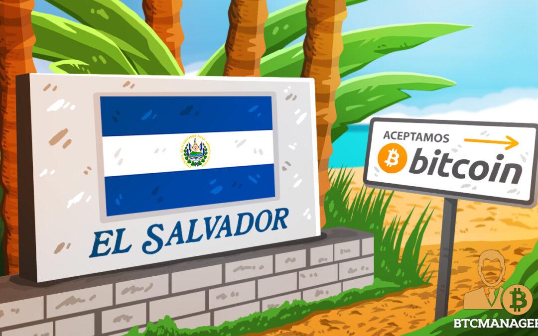 El Salvadorban építik az infrastruktúrát a Bitcoin elfogadására