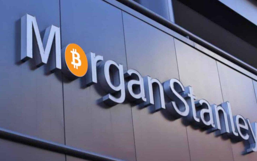 A Morgan Stanley növeli a kriptovaluta kitettségét