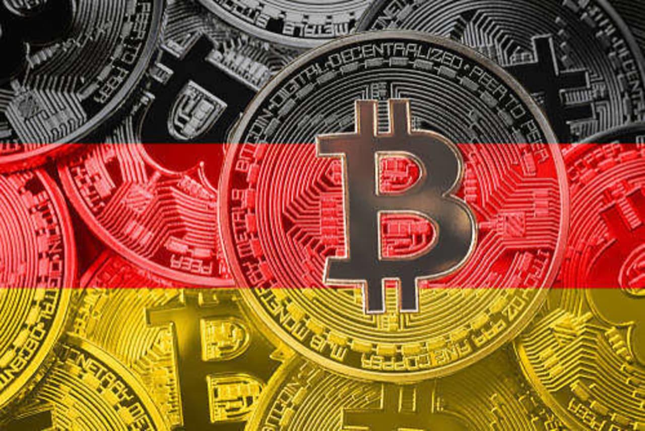 Németország kriptovaluta befektetés I Cryptofalka