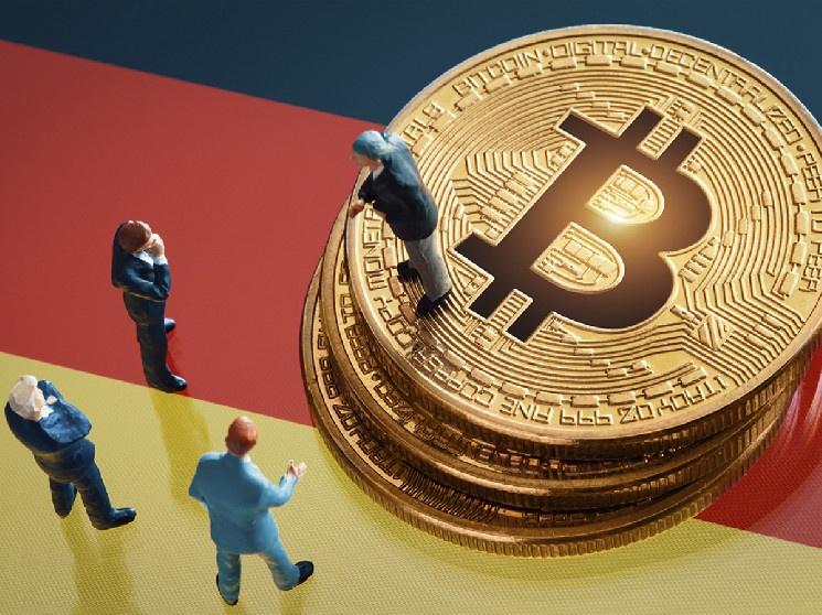 Bitcoin kitettség Németország I Cryptofalka