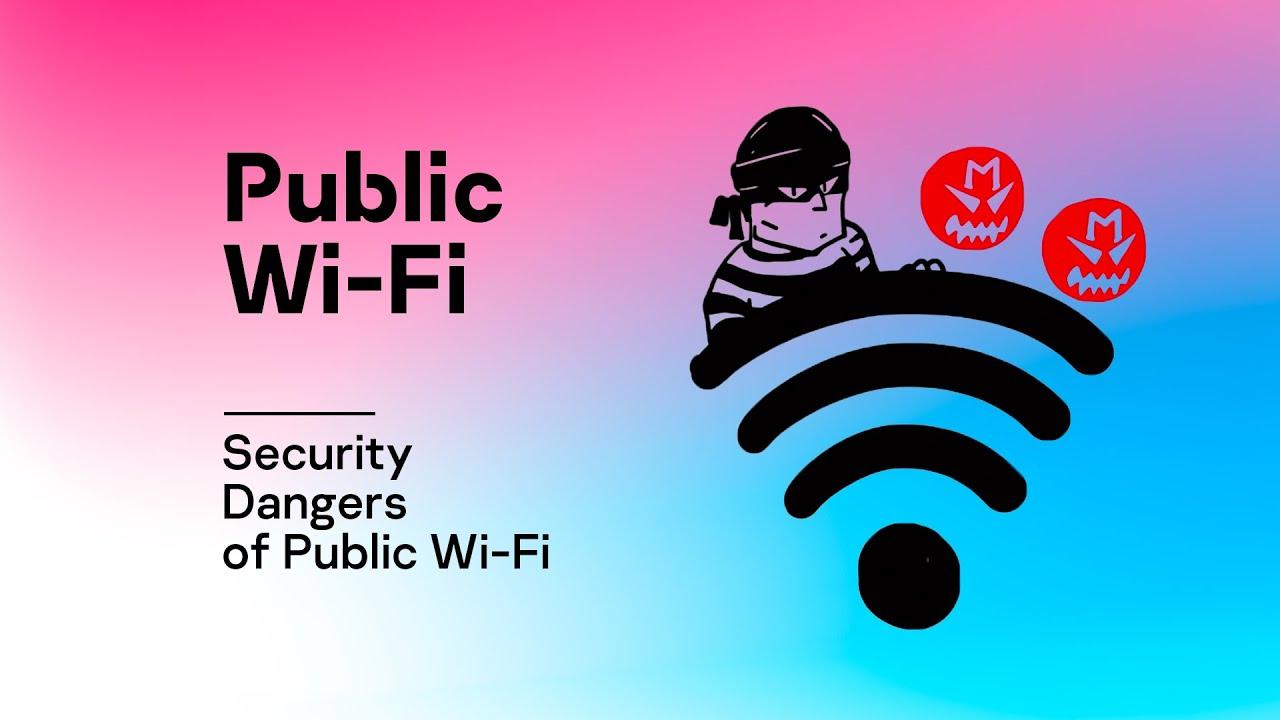 Miért veszélyes a publikus wifi?