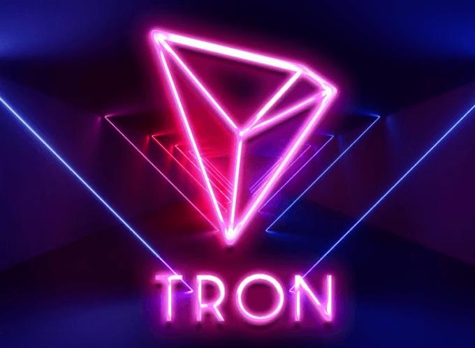 Tron   Cryptofalka