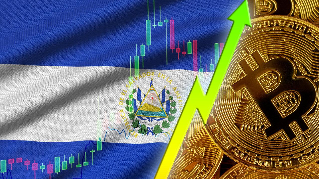 Bitcoin El Salvador I Cryptofalka