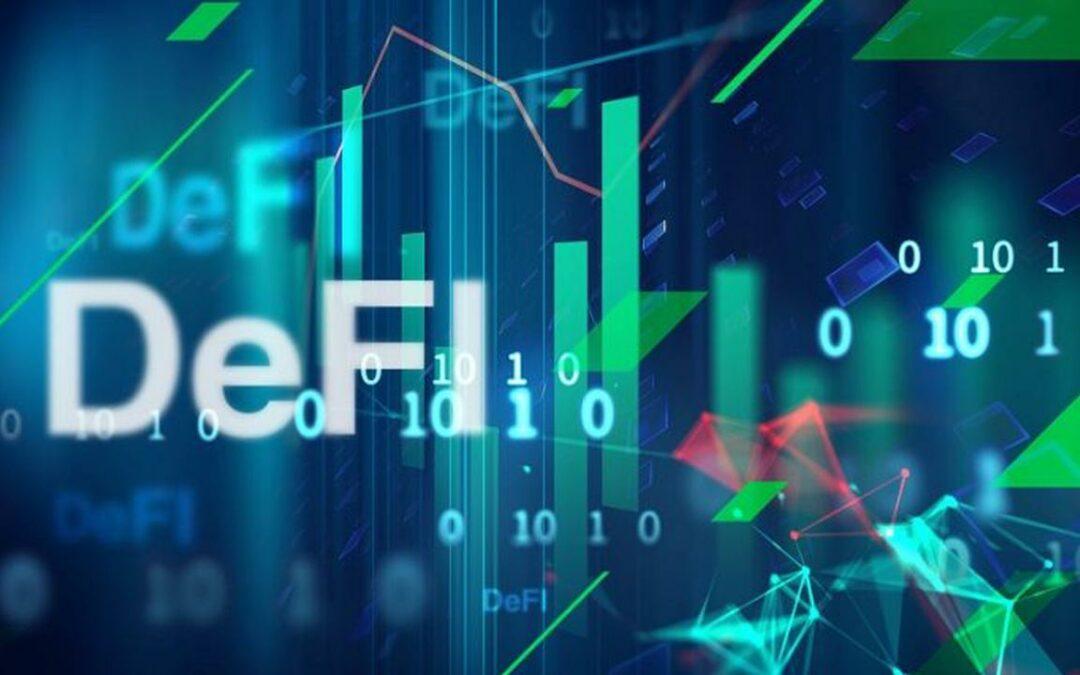 A Bitcoin ATH mellett a DeFi-ben lekötött érték is új csúcson