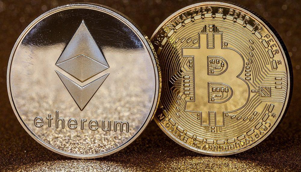 Ethereum és Bitcoin   Cryptofalka