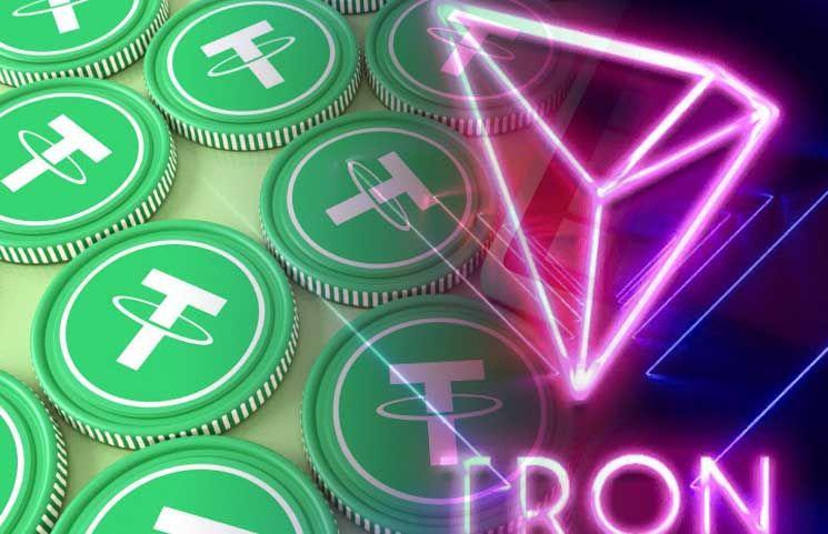 tron tether | Cryptofalka